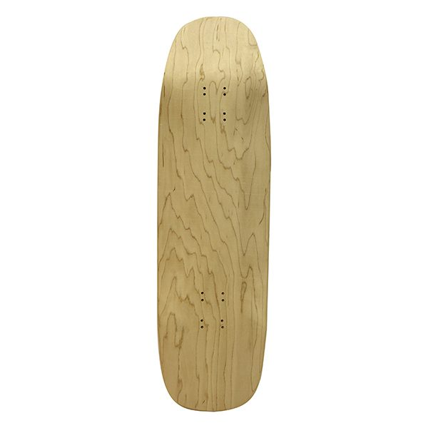 Custom handmade bowl board skateboard