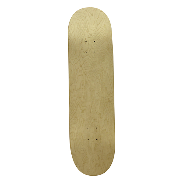Street deck handmade custom skateboard