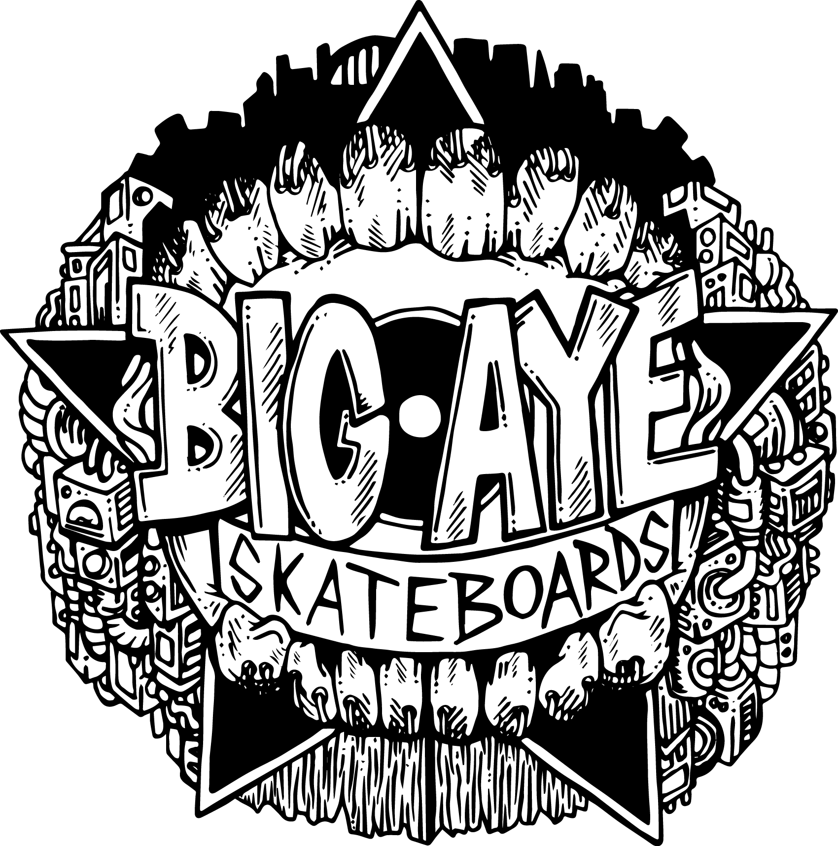 Big Aye Skateboards